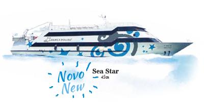 Barco Sea Star - Cruzeiros no Douro