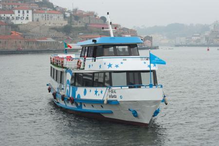 Barco Infanta Cruzeiros no Douro