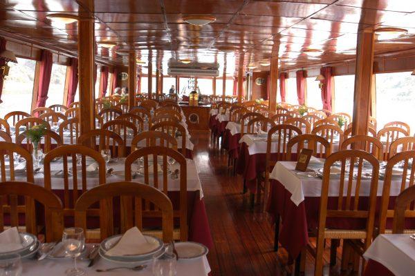 Barco Pirata Azul Cruzeiros no Douro